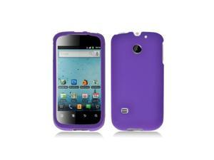 Purple Snap-On Hard Case Cover for Huawei Ascend 2 M865