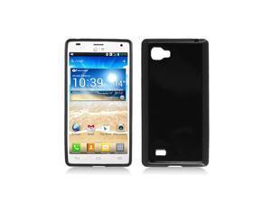 Black TPU Case Cover for LG Optimus 4X Hd P880