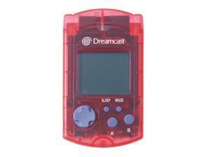 Sega Dreamcast Red VMU Card [Sega]