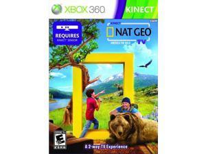 Kinect Nat Geo TV [E10+]