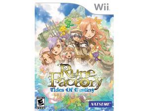 Rune Factory: Tides of Destiny [E10+]