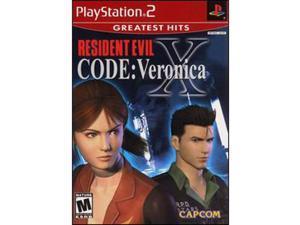 Resident Evil: Code Veronica X [M]