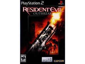 Playstation 2 Resident Evil Outbreak PS2