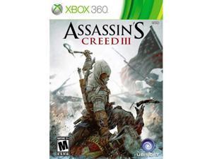 Assassin's Creed III 3 [M]
