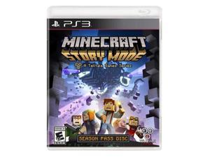 MINECRAFT STORY MODE [RP]