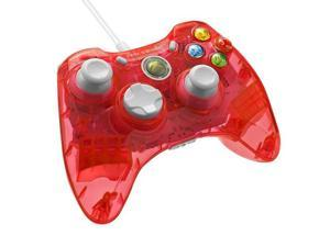Xbox 360 Rock Candy Stormin' Cherry Wired Controller [PDP]