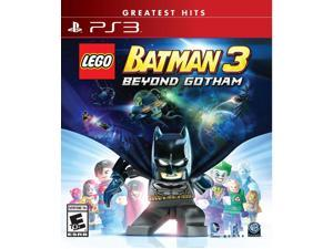 Lego Batman 3: Beyond Gotham [E10+] (PS3)
