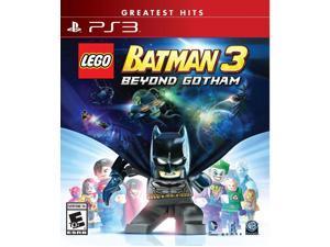 Lego Batman 3: Beyond Gotham [E10+] (PS3)