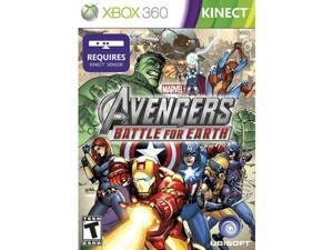 Marvel Avengers: Battle for Earth [T]