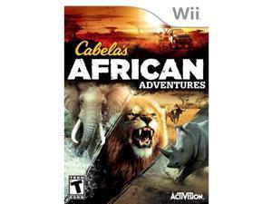 Cabela's African Adventures Wii