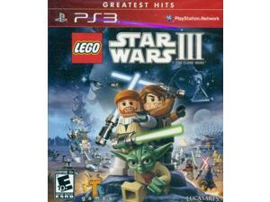 Lego Star Wars III 3: The Clone Wars [E10+]