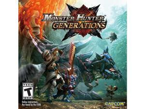 MONSTER HUNTER GENERATIONS [T]
