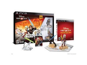 DISNEY INFINITY STAR WARS 3.0 STARTER PACK