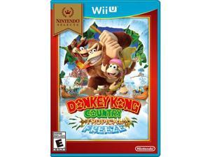 Donkey Kong Country: Tropical Freeze - Nintendo Selects - [E] (Wii-U)