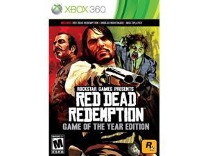 Red Dead Redemption Game of the Year Edition  Microsoft XBOX 360 Game