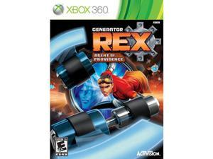 Generator Rex: Agent of Providence  Microsoft XBOX 360 Game