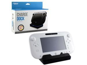 Wii U Game Pad Black Charge Dock [KMD]