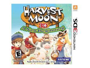 Harvest Moon: A New Beginning [E]