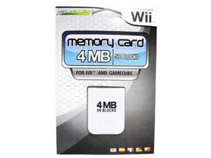 KMD - 4MB 59 Blocks Memory Card for Wii/Gamecube