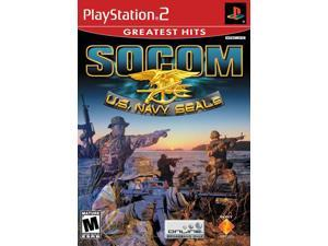 Playstation 2 SOCOM Navy Seals