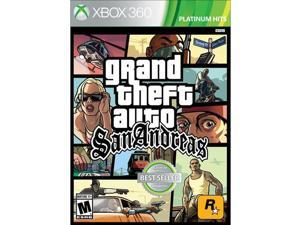 Grand Theft Auto: San Andreas [M] (Xbox 360)