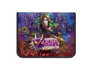 The Legend of Zelda Majora's Mask 3DS, 3DSXL, 2DS, NEW 3DS XL Carrying Case [PDP