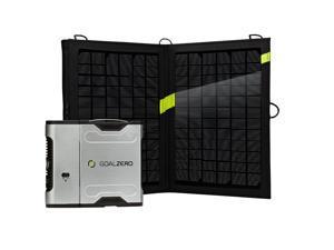 Sherpa 50 Solar Recharging Kit with 110V Inverter