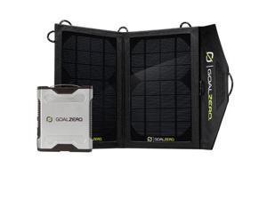 Sherpa 50 Solar Recharging Kit