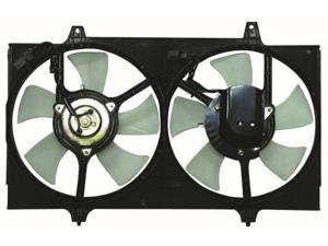 Depo 315-55004-100 Radiator Fan Assembly