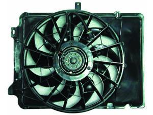 Depo 330-55001-000 AC Condenser Fan Assembly