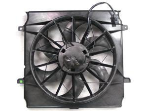 Depo 333-55031-000 Radiator Fan Assembly