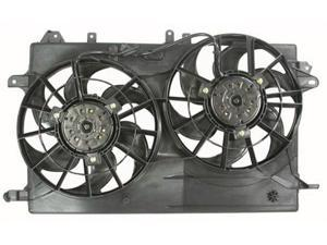 Depo 372-55002-000 Radiator Fan Assembly