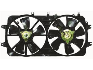 Depo 316-55004-000 AC Condenser Fan Assembly