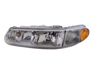 Depo 332-1183R-ASN Headlight Assembly