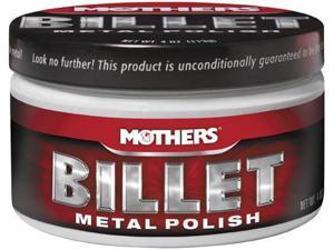 Mothers Polish 5106 BILLET METAL POLISH 4/OZ
