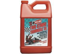 Red Line 41005 2/STR SNOWMOBILE OIL (4/CS)