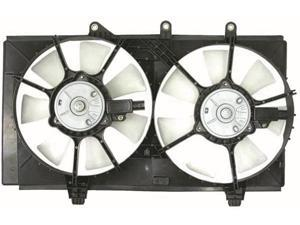 Depo 334-55021-000 Radiator Fan Assembly
