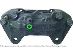 A1 Cardone 19-2768 Front Right Rebuilt Caliper With Hardware