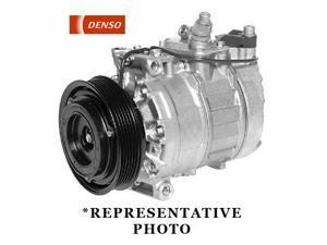 Denso 471-1166 AC Compressor