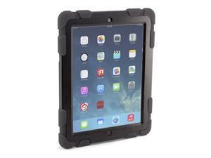 Caseiopeia Keepsafe 360 Rotating Kickstand Rugged Heavy Duty iPad 2 / iPad 3 / iPad 4 Case with Screen Protector.