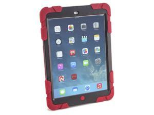 Caseiopeia Keep Safe 360 Rotating Kickstand Rugged Heavy Duty iPad Air Case with Screen Protector