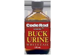 CODE BLUE CODE RED BUCK URINE