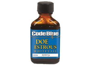CODE BLUE ESTROUS DOE URINE 1OZ   OA1001