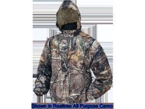 Frogg Toggs Camo Pro Action Rain Jacket Realtree Xtra Large