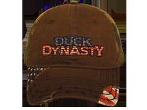 Outdoor Cap Company Duck Dynasty Frayed Stars & Stripes Hat