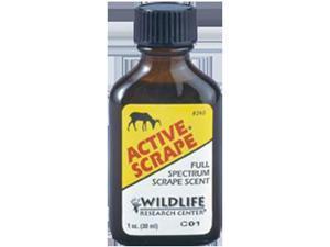 Wildlife Research Active Scrape 4Oz