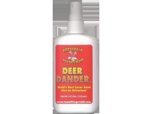 Team Fitzgerald Deer Dander Scent Spray 4Oz