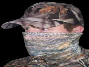 Great Day Spandoflage Short Cut Facemask Lost Camo