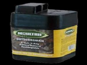 Moultrie Feeders Moultrie 6V Rechargeable Safety Battery