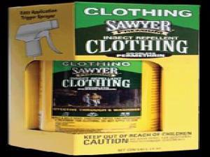 Sawyer Products Permethrin Trigger 24Oz